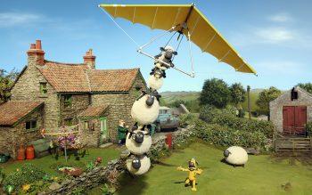 Shaun The Sheep Mobile Wallpaper