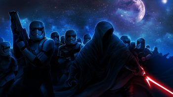 Stormtroopers Darth Vader HD Wallpaper Download Wallpaper