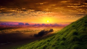 Sunrise Glory Wallpaper HD Wallpaper Download Download