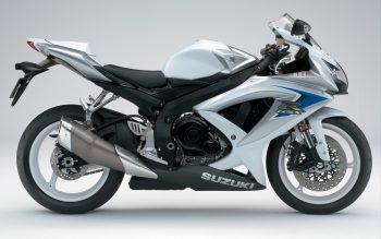 Suzuki Gs R White Mi