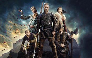 Vikings Season 4 Wallpaper Image