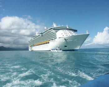 World E Pensive Royal Caribbean Ship