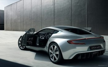 2010 Aston Martin One 77 2 Full HD Wallpaper Download
