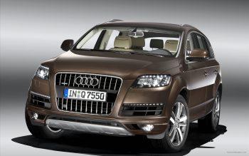 2010 Audi Q7 4 Full HD Wallpaper Download