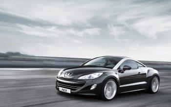 2010 Peugeot Rcz 2 Full HD Wallpaper Download