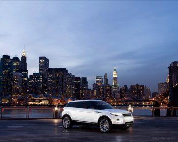 2011 Range Rover Lrx Full HD Wallpaper Download