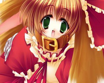 Anime Girls Big Eye HD Wallpaper For Free
