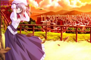 Anime Girls Download HD Wallpaper For Desktop High Resolution Full HD
