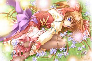 Anime Girls Download HD Wallpaper For Desktop Sleep Full HD