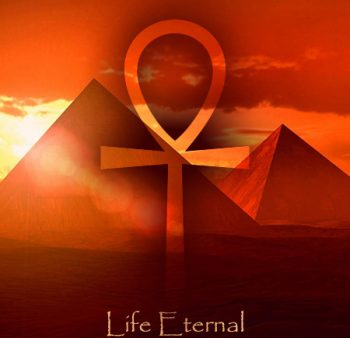 Ankh Symbol Pyramids Life Eternal