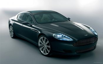 Aston Martin Rapide Concept 5 Download Full HD Wallpaper