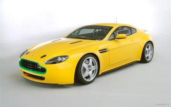 Aston Martin V8 Vantage N24 3 Download Full HD Wallpaper