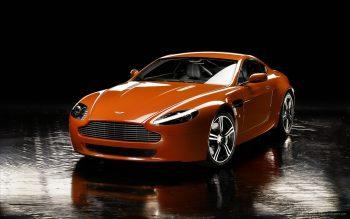 Aston Martin V8 Vantage N400 4 Full HD Wallpaper Download
