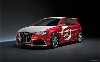 Audi A3 Tdi Clubsport Quattro 6 Download Full HD Wallpaper