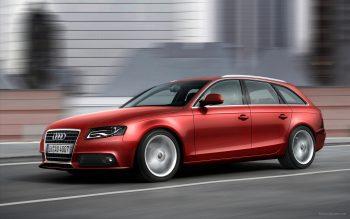 Audi A4 Avant 2 Download Full HD Wallpaper
