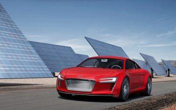 Audi E Tron 4 Download Full HD Wallpaper