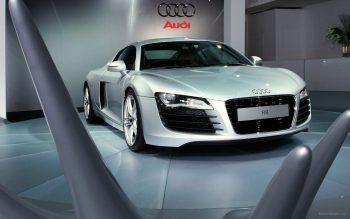 Audi R8 5 Download Full HD Wallpaper