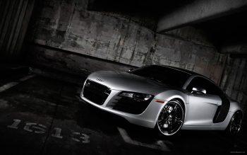 Audi R8 Hd Widescreen Full HD Wallpaper Download