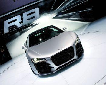 Audi R8 V12 HD Wallpaper For Free