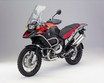 Bmw R Gs Red