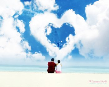 Dreamy Love World HD Wallpaper For Free