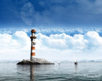 Dreamy Watch Tower World HD Wallpaper For Free