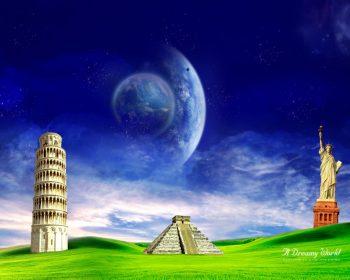 Dreamy Wonders World HD Wallpaper For Free