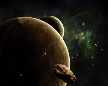 Going To Planet HD Wallpaper For Free