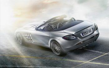 HD Wallpaper Download Mercedes Benz Slr Mclaren Roadster 2 Full HD Wallpaper Download