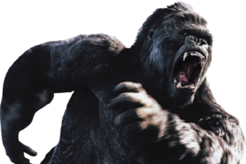 Angry Gorilla Transparent PNG image HD Wallpapers Download For Android Mobile