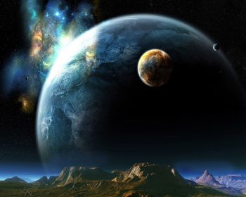 Huge Planet HD Wallpaper For Free