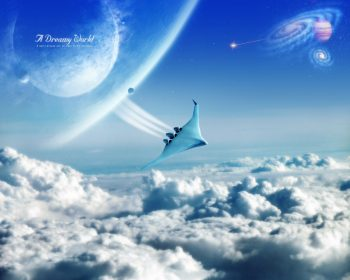 Jet From Dreamy World HD Wallpaper For Free