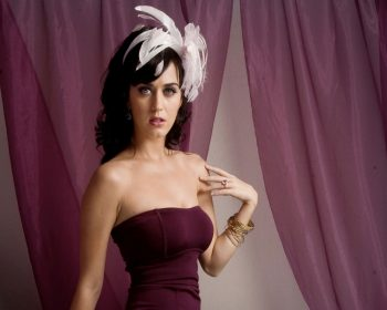 Katy Perry Red HD Wallpaper For Free