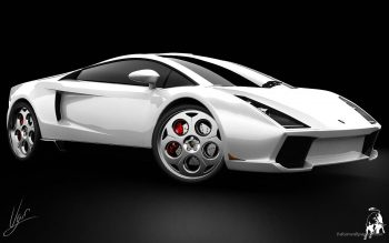 Lamborghini Concept 2020