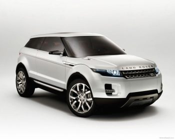 Land Rover Lrx Concept 4 Full HD Wallpaper Download