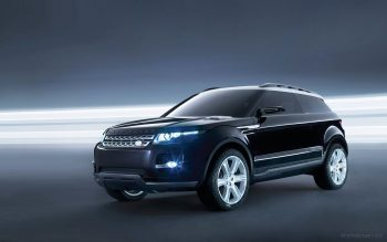 Land Rover Lrx Concept Black 5 Download Full HD Wallpaper