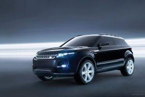 Land Rover Lrx Concept Black 5 Full HD Wallpaper Download