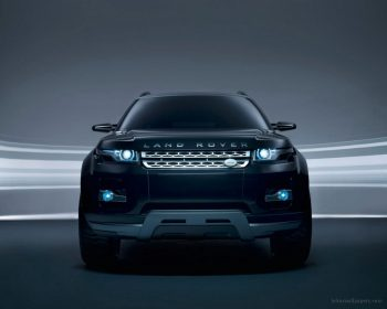 Land Rover Lrx Concept Black 6 Full HD Wallpaper Download