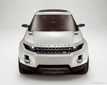 Land Rover Lrx Concept Full HD Wallpaper Download