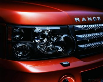 Land Rover Range Rover Sport Headlight HD Wallpaper For Free