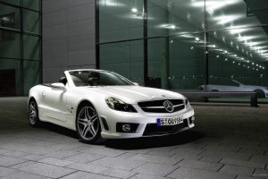 Mercedes Benz Sl63 Amg Convertible 2 Full HD Wallpaper Download