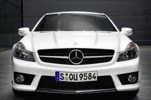 Mercedes Benz Sl63 Amg Convertible Full HD Wallpaper Download