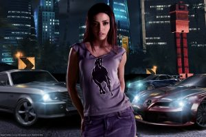 Need For Speed Carbon Girl 2 Full HD Wallpaper Download