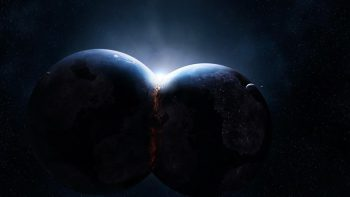 Planets Face  To Face Super Hot Wallpaper Full HD Wallpaper Mobile Wallpaper HD Wallpaper Download For I Phone 7