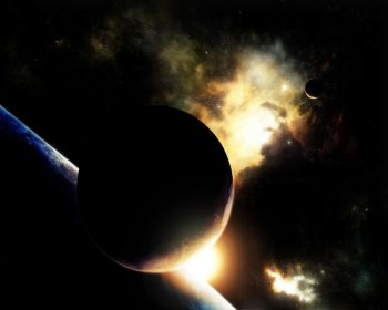 The Dark Space HD Wallpaper For Free