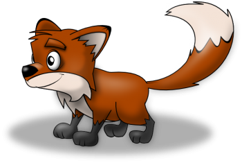 Cute  Fox Baby HD PNG image HD Wallpapers Download For Android Mobile