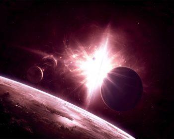 Universe Impact HD Wallpaper For Free