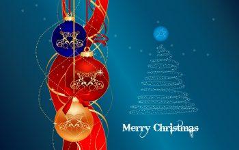 Widescreen Merry Christmas