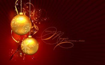Wishing You Magic This Christmas Always