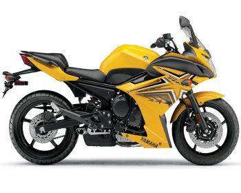 Yamaha Fz R Yellow